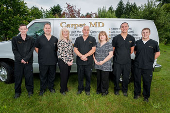 The Carpet MD Team